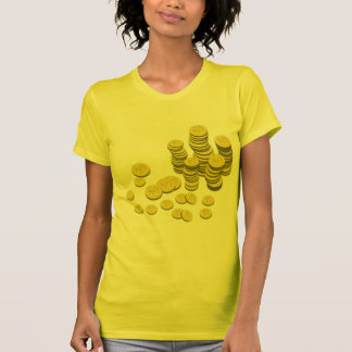 Gold Coins Shirts