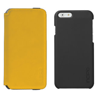 Gold Color Incipio Watson™ iPhone 6 Wallet Case