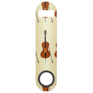 Gold Coloured Cello