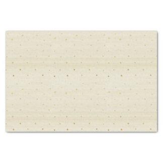 Gold Confetti Tissue Paper