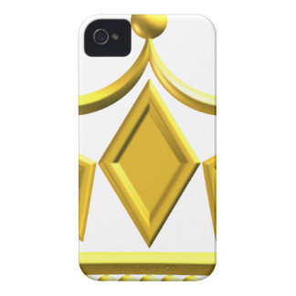 Gold Crown Case-Mate iPhone 4 Case