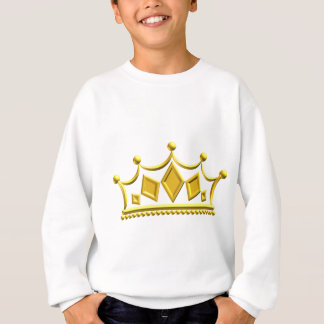 Gold Crown Sweatshirt