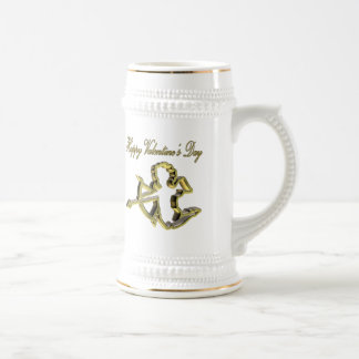 Gold Cupid T-shirts and Gifts Coffee Mugs