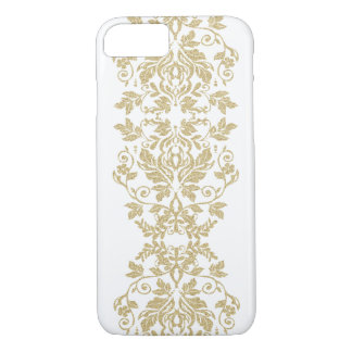 Gold Damask Elegance iPhone 8/7 Case