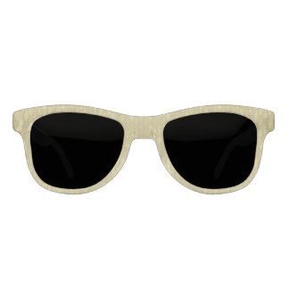 Gold Damask Sunglasses
