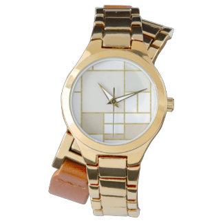 Gold De Stijl | Watch