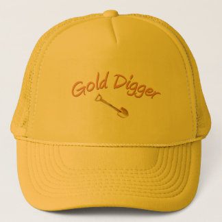 Gold Digger Trucker Hat