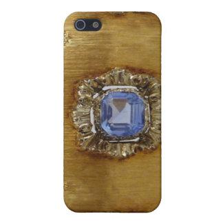 Gold Emerald art Speck iPhone 4 Case
