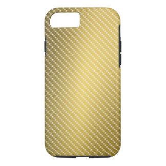Gold Fiber Base iPhone 7 Case
