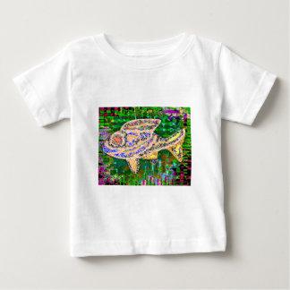 GOLD FISH aquatic animals pets Baby T-Shirt