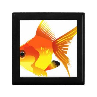 Gold Fish Gift Box