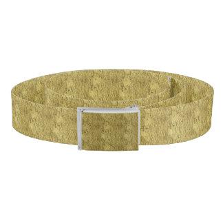 Gold Flakes Belt