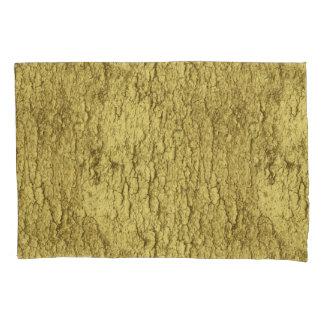 Gold Flakes Pillowcase