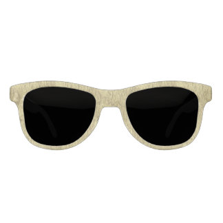 Gold Flakes Sunglasses