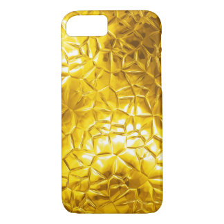 gold foil 3D abstract iPhone 8/7 Case