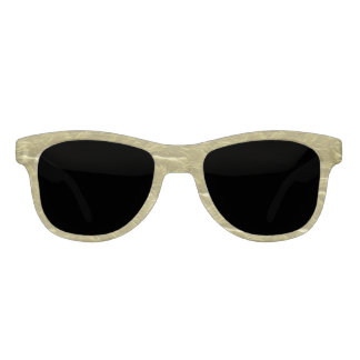 Gold Foil Sunglasses