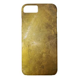 Gold foil texture iPhone 8/7 case