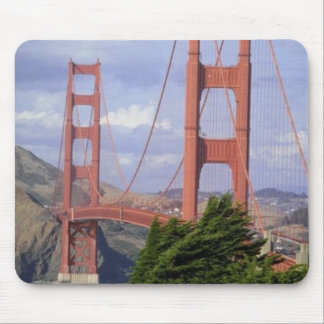 Gold Gate Brige Mouse Pad