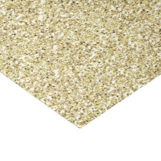 Gold Glitter 2 Tissue Paper