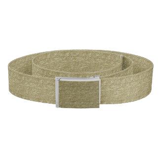 Gold Glitter Belt