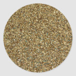 GOLD GLITTER ~ for Holidays or Every Day!
