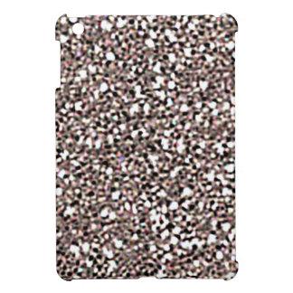 Gold Glitter Mini iPad Case - Christmas, Hanukkah! iPad Mini Cover