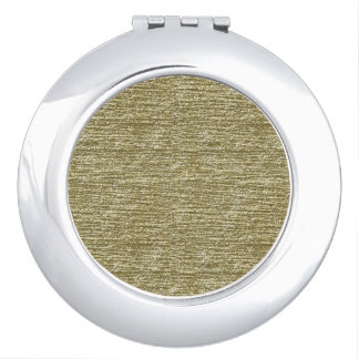 Gold Glitter Vanity Mirror