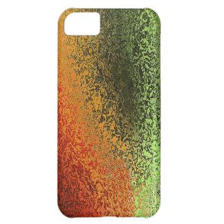 gold green glitter iphone case iPhone 5C case