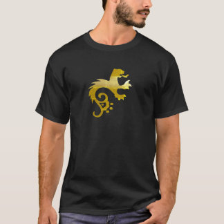 Gold Griffin T-Shirt