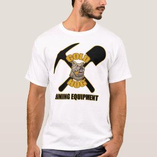 Gold Hog Mine Logo Basic T T-Shirt