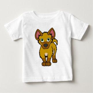 Gold Hyena Cub Baby T-Shirt