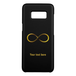 Gold Infinity Symbol | Geek Gifts Case-Mate Samsung Galaxy S8 Case