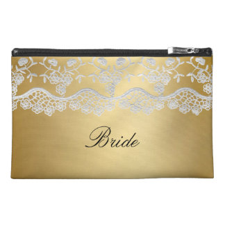 Gold & Lace Bridal Travel Bag Travel Accessories Bags