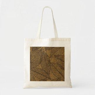 Gold Leaf Bag