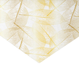 Gold Leaves - Tissue Paper