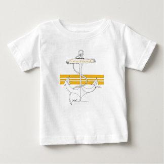 gold lieutenant commander, tony fernandes baby T-Shirt