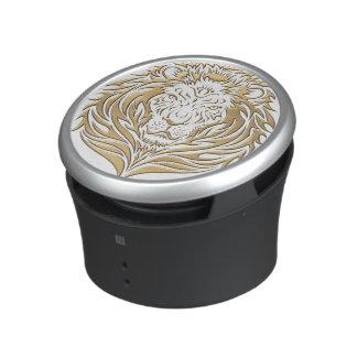 Gold Lion Bumpster Speaker