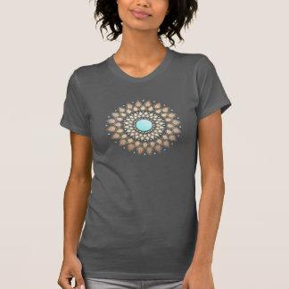 Gold Lotus Yoga and Meditation Teacher Health Spa Shirts