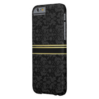 GOLD Luxe DAMASK Style IPHONE 6 CASE