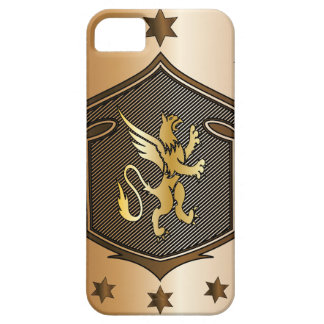 GOLD MASCULINE CELEBRATION OCCASIONS CASE iPhone 5 CASES