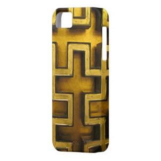 Gold Maze iPhone5 Case iPhone 5/5S Case