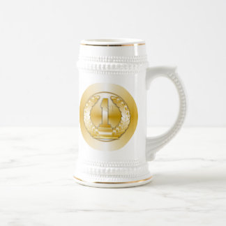 Gold Medal, Beer Stein