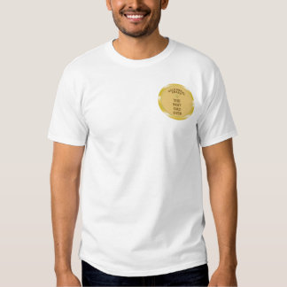 Gold Medal for Dad T-shirt