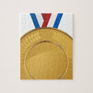Gold Medal Jigsaw Puzzle