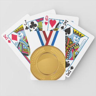 Gold Medal Bicycle Playing Cards