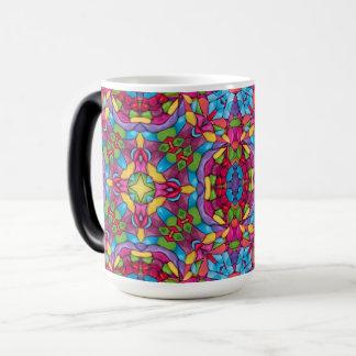 Gold Miner Vintage Kaleidoscope Morphing Mug