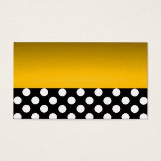 Gold Modern Elegant Polka Dots Save the Date Chic