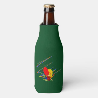 Gold money ang magic rainbow bottle cooler