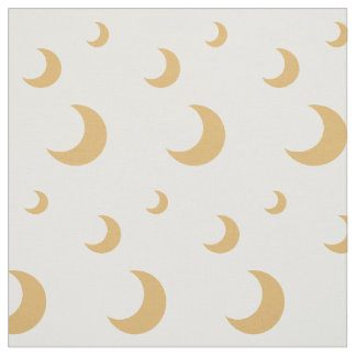 Gold Moon Fabric