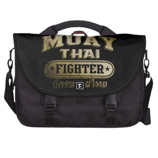Gold Muay Thai Fighter Bags For Laptop
